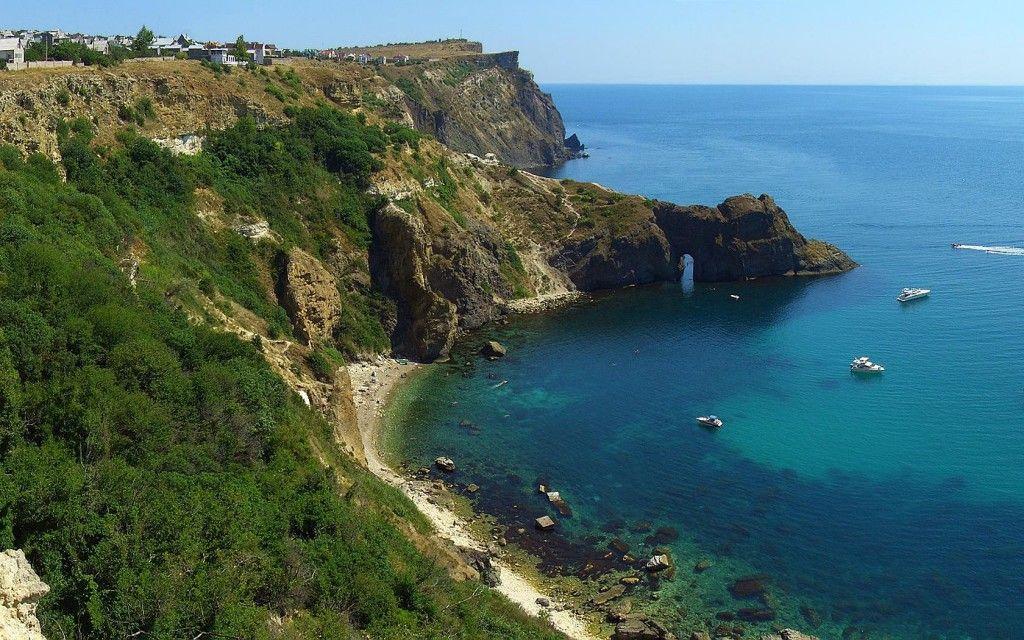 Отдыхаем в Крыму с фотоаппаратом