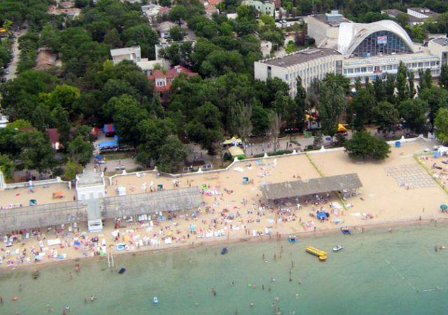 Пляжи Сакского района, города Евпатории и поселков-гарнизонов до озера Донузлав