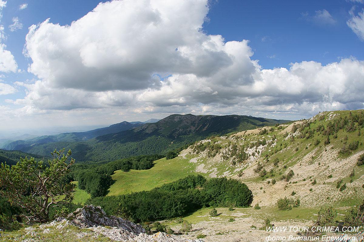 Большая Крымская тропа анонсирована на Международной конференции в Сочи, посвященной природному туризму.