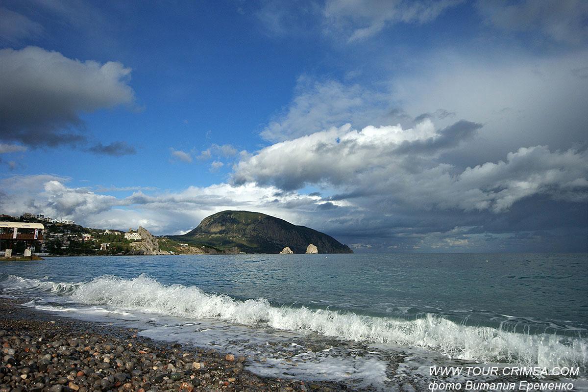 Дожди скоро заканчиваются. Крымское лето ждет Вас!