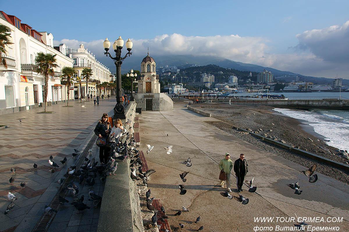 Отдых в Крыму на Новый год  2021 г. пользовался успехом у туристов.