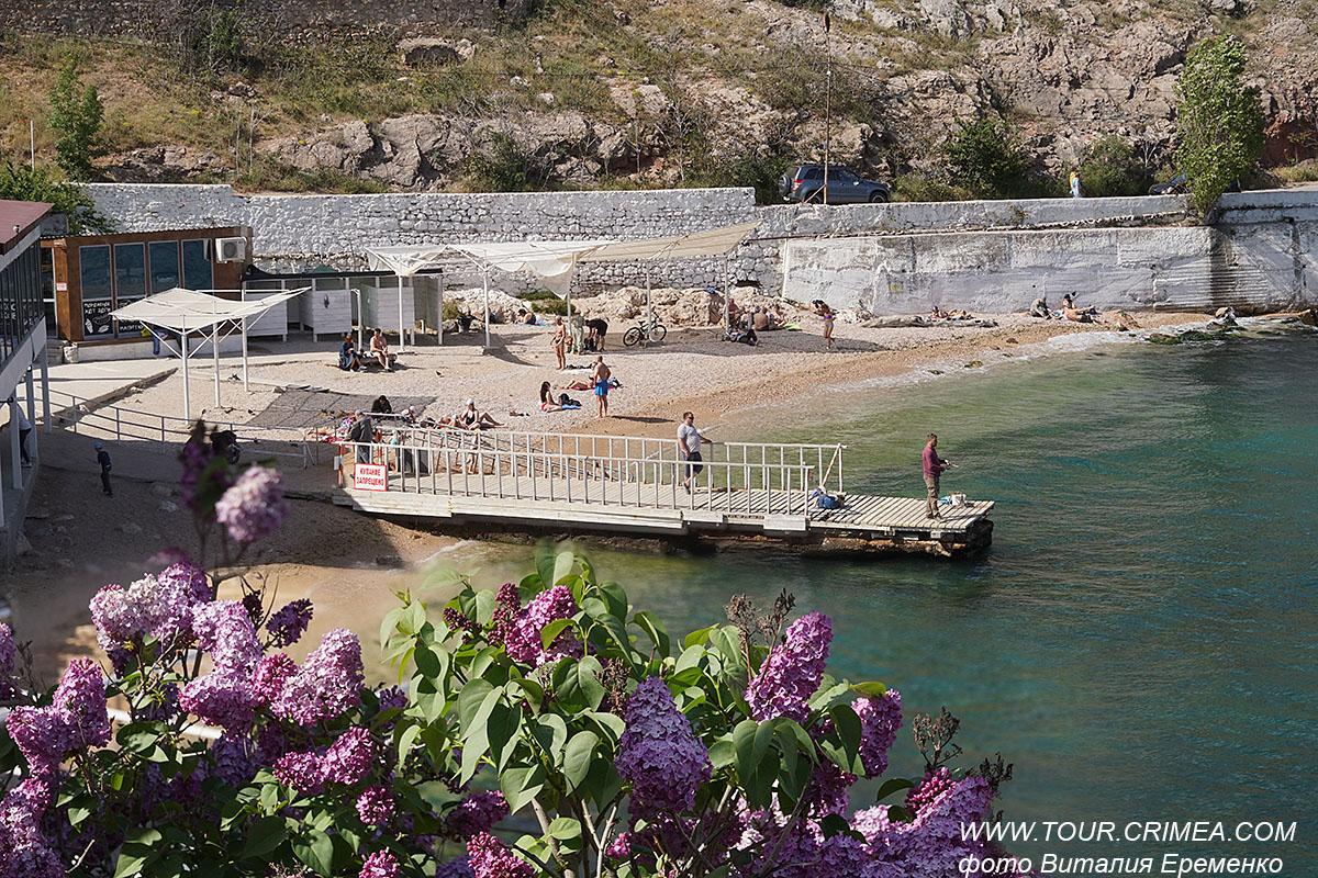 В Крыму открыт купальный сезон! Май 2021 г.