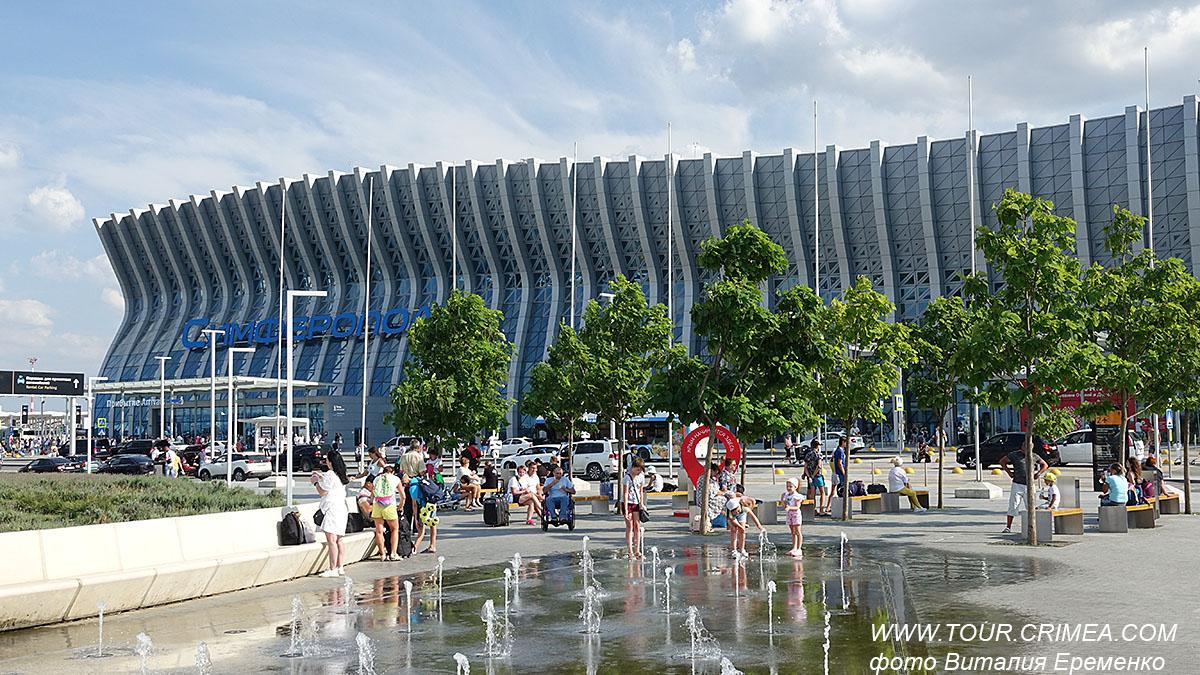 Крым. Рекордный турсезон 2021г.  С января по сентябрь отдохнуло 7,2 млн туристов.