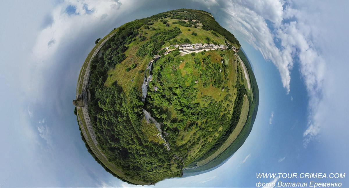 Планета Крым. Пещерный город Бакла. Полеты воплощенной мечты.