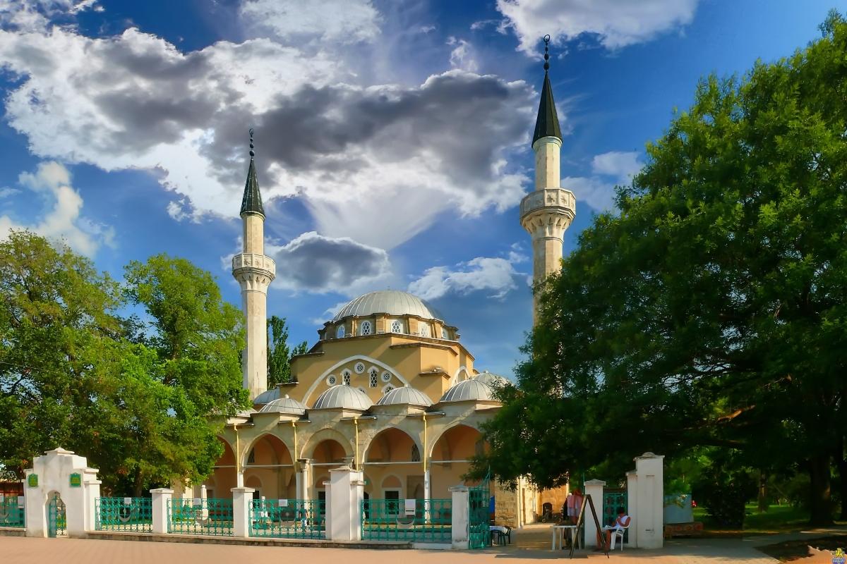 Малый Иерусалим, мечеть Джума-джами