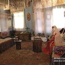 Отдых в Крыму. Экскурсия в Бахчисарайский историко-культурный заповедник