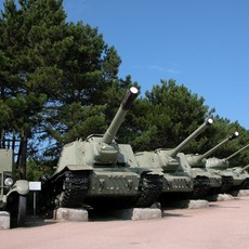 Отдых в Крыму. Вторая мировая война