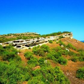 Отдых в Крыму. Бакла