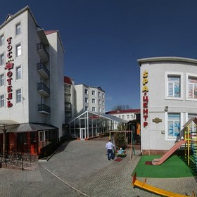 """Отдых в Крыму. Отель """"ТЭС-ОТЕЛЬ"""" Resort&SPA"""