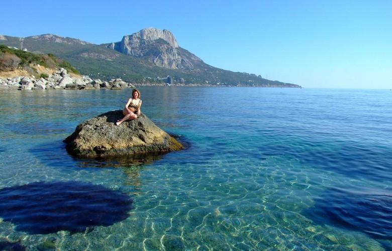 Отдых в Крыму. Большая Ялта: Запад