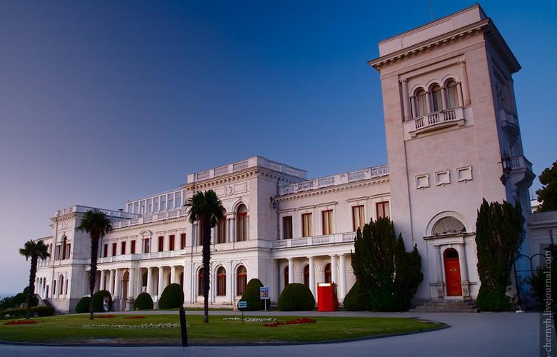 Отдых в Крыму. Ливадийский дворец
