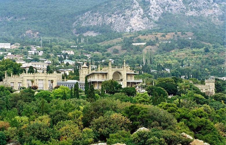 Отдых в Крыму. Алупка - Ай-Петри: Еврейская тропа