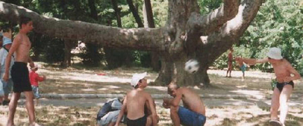 Советский народный волейбол ЛЯГУШКА: правила и лучшие пляжи в Крыму