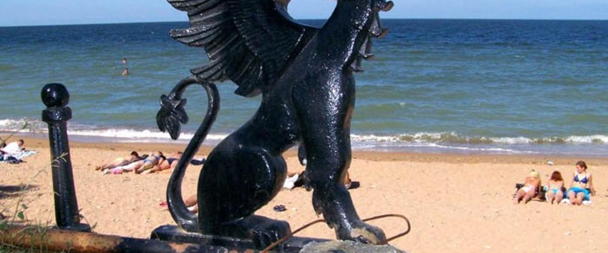 Пляжи Керчи: центр города и пригород