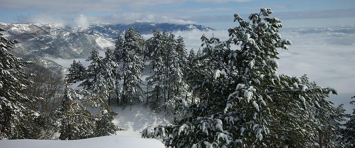 На Ай-Петри много снега, солнца, счастья, адреналина! Вот это март!