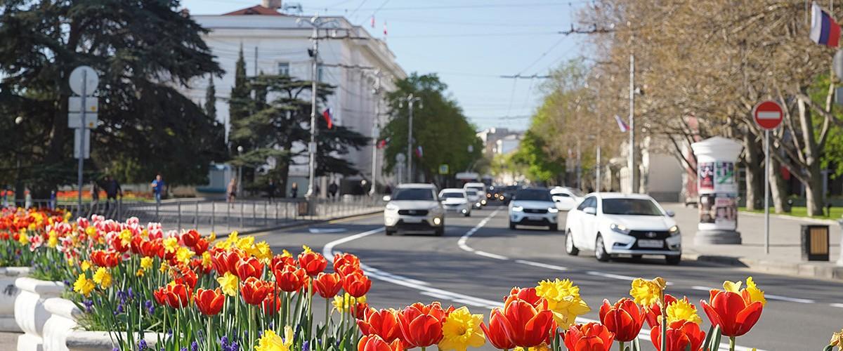 Севастополь утопает в тюпальнах. Май 2021