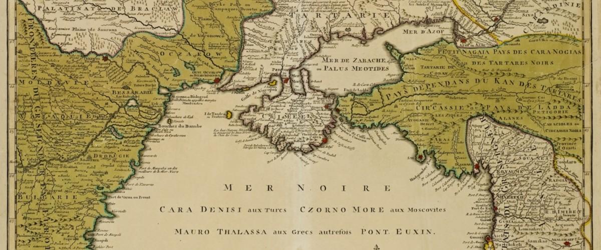Исторические слои крымских названий (топонимов)