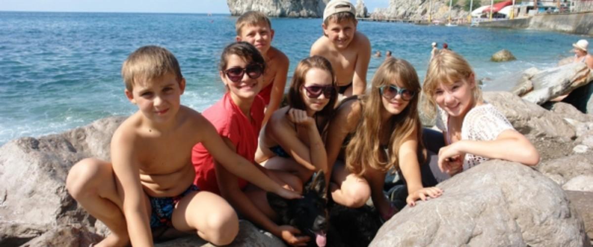 Крым 2016: детский отдых, итоги лета, курортное лечение круглый год