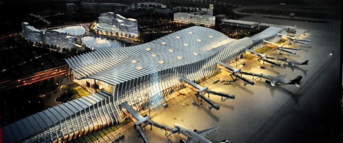 Аэропорт Симферополь: прошлое, настоящее, будущее