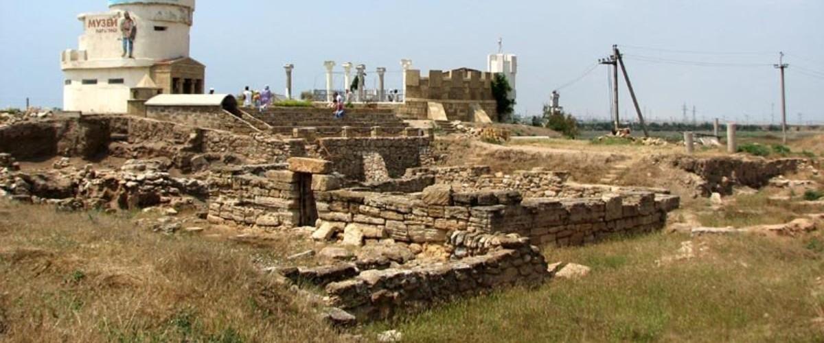 Отдых в Крыму. Кара-тобе - центр детской археологии