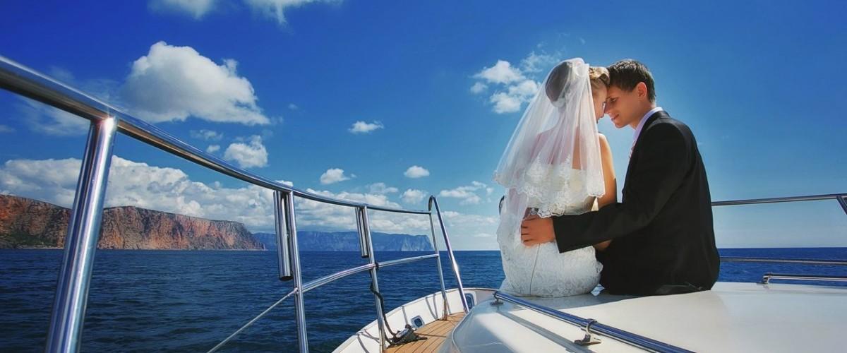 Отдых в Крыму. Свадебный тур