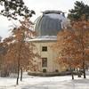 Заснеженный Крым - прогулка в п.Научный, к телескопам  18 января 2021.