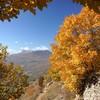 Золотая осень на горе Демерджи. Октябрь 2021 г.